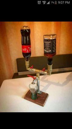 Coca con fernet