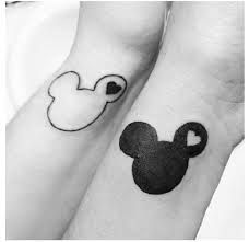 cute matching couple tattoos ideas - Google Search
