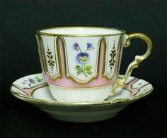 Tea Cup, Old Paris  1850-1860