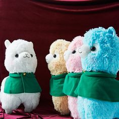 Alpacasso Plushies - Alpacasso Corps (Big)