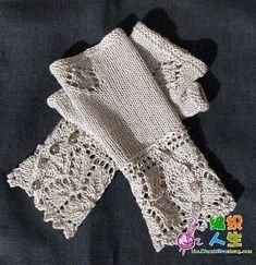 Knitting Patterns Mittens Sorry, no description . Crochet Gloves Pattern, Diy Crochet And Knitting, Knitting Patterns, Crochet Patterns, Start Knitting, Fingerless Gloves Knitted, Knit Mittens, Knitting Socks, Knitted Hats