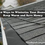 10 Ways to Winterize Your Home: Keep Warm and Save Money Deep Well Pump, Arched Cabin, Building A Cabin, Cabins For Sale, Home Fix, Diy Shops, House Cleaning Tips, Diy Home Improvement, Keep Warm