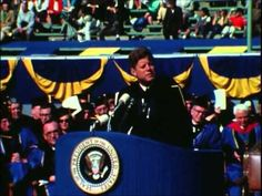 March 23, 1962 - President John F. Kennedy Speech At The University Of California At Berkeley http://www.rosettabooks.com/?s=JFK
