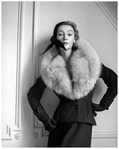 Sophie Litvak,Paris, 1952