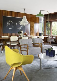 A stunning house and an interior curated with passion and a dash of fun.