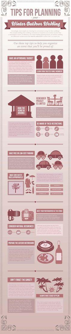 My infographic got repinned on pinterest! Bonne idée pour les planificatrices de mariage