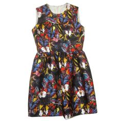 fly away :) butterfly printed dress @cheris.ro