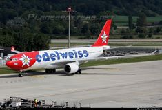 Airbus A330, Edelweiss, Aviation, Aircraft, Airplanes, Engine, Commercial, Technology, Tech