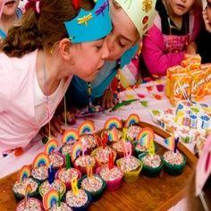 Exciting Rainbow Birthday Ideas