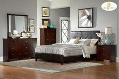 Like the upholstered bed.  2100K1CK by Homelegance in Salt Lake City, UT - California King Bed
