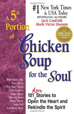 All of the Chicken Soup Books!!!