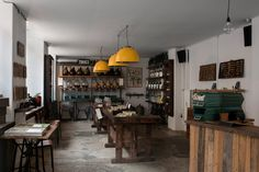 The Vesterbro neighborhood in the Danish capital, once a seedy area, has become home to local entrepreneurs opening quirky boutiques.