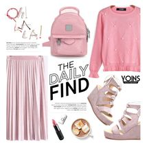 """""""Yoins"""" by helenevlacho ❤ liked on Polyvore featuring yoins, yoinscollection and loveyoins"""