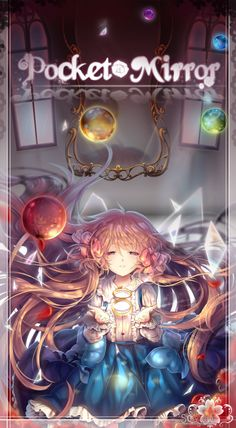 Pocket Mirror RPG by ShiyumiChan