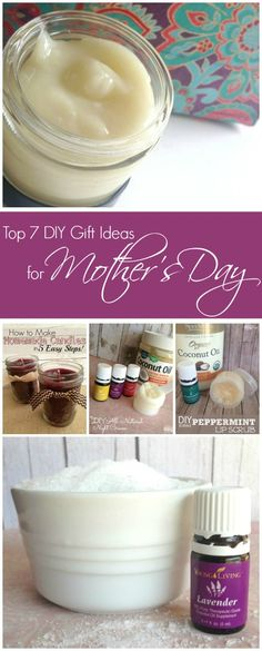 DIY Gift Ideas for Mother's Day! Easy Homemade Gifts for Mom!