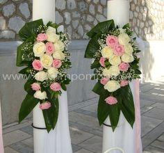 ΣΤΟΛΙΣΜΟΣ ΓΑΜΟΒΑΠΤΙΣΗΣ ΣΤΗΝ ΚΑΤΩ ΤΟΥΜΠΑ - ΚΩΔ: AU359 Bridesmaid Dresses, Wedding Dresses, Floral Wreath, Wreaths, Decor Wedding, Bridesmade Dresses, Bride Dresses, Bridal Gowns, Floral Crown