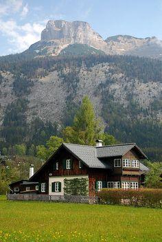 Austria Travel Inspiration - Altaussee, Styria, Austria