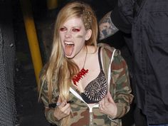 Don't forget to tune into Avril's performance on Jimmy Kimmel Live, Sept 26!