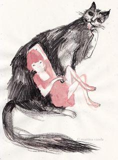 condición de ilustrador: Martina Vanda