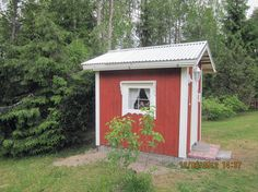 Outhouses by no means a vanishing tradition.