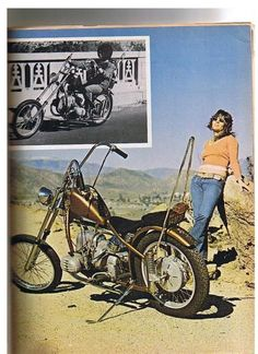 Girl on an old motorcycle: Post your pics! - Page 383 - ADVrider