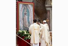 Pope Francis: Mass of Our Lady of Guadalupe