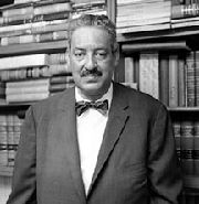 Thurgood Marshall (July 2, 1908 – January 24, 1993) was an Associate Justice of the United States Supreme Court, serving from 1967 until 1991. Marshall was the Court's 96th justice and its first African-American justice.  Before becoming a judge, Marshall was a lawyer who was best known for his high success rate in arguing before the Supreme Court and for the victory in Brown v. Board of Education.  Photo taken Oct 2, 1967, African American Registry.