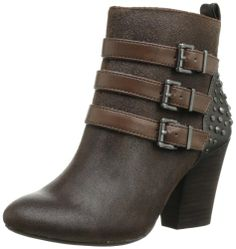 Jessica Simpson Women's Catie Boot,Brown,5.5 M US