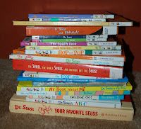 LOADS of great Dr. Seuss related activities, including how to make your own Truffula Trees!