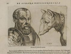 Io Batis, Portae, Neap. De humana physiognomia, li[bri] VI inquibus docetur q́u[or]um animi propentes... 1702