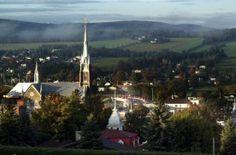 Région de la Beauce Québec, Canada Destinations, Sainte Marie, Canada, Expositions, Culture, Paris Skyline, Tower, Building, Travel
