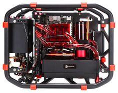 In Win Launches D-Frame Mini, Mini-ITX PC Chassis - HardwareHeaven.com
