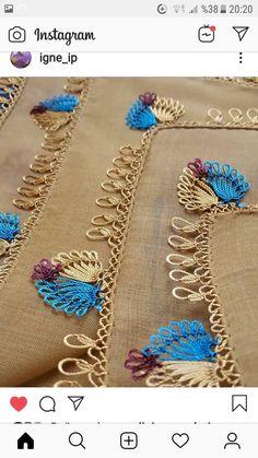 Gianni Versace, Needle Tatting Patterns, Moda Emo, Needle Lace, Cool Designs, Embroidery, Crochet, Jewelry, Istanbul
