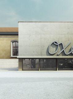 OXER - Aargauer Bühne / Buol & Zünd / 2011 / Aarau, Switzerland