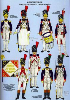 The Offical Napoleon Total War Historic Uniforms Thread - Total War Center Forums