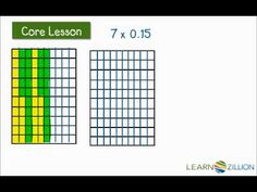 Multiplying and dividing by decimals to the hundredths--Lesson 2 of 7 (Common Core 5.NBT.7)