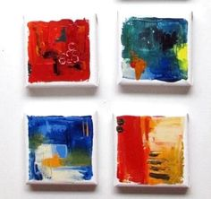 1000 images about cuadros abstractos on pinterest - Cuadros abstractos minimalistas ...
