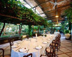 Sorrento San Francesco Cloisters Wedding & Lemon Garden Reception