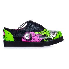 IRON FIST SHOES | ... » View All Men's Clothing » Iron Fist Creeper Zombie Stomper Shoes