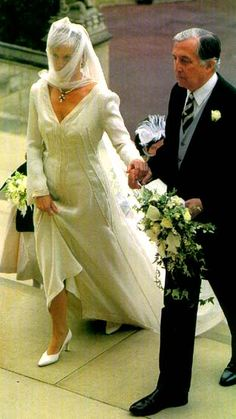 Sophie Rhys Jones & Prince Edward, Earl of Wessex :: June 19, 1999