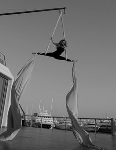 aerial dance in Athens