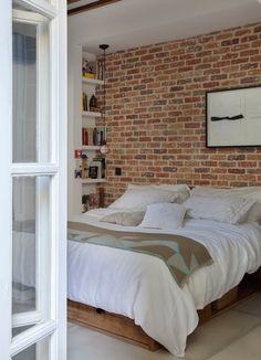 Blog de Decoração Perfeita Ordem: Apartamento com soluções inteligentes e econômicas... Pura inspiração!