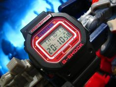 Casio: G-Shock DW-5600VT Cybertron DW-5xxx photos, videos and specifications | Watch Archive