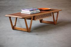 Leisurely Lane Perception Midcentury Modern Coffee Table (U.S.A., 1960s) | Flickr - Photo Sharing!
