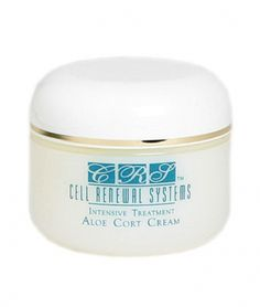 ALOE CORT CREAM All Skin Types An oil-free instant anti-inflammatory and soothing finishing cream for irritated and post waxed skin. #allnaural #skincare #beauty
