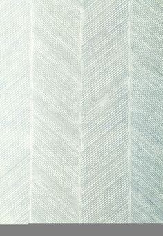 Schumacher Chevron Texture Wallpaper