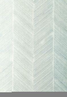 Schumacher Chevron Texture Wallpaper