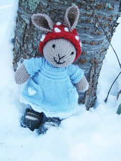 Ravelry: AnnieAgent's Little Rabbit of the Forest