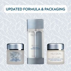 New TFEU Products Nu Skin, Le Double, Belleza Natural, Anti Aging Skin Care, Nail Polish, Cream, In Vivo, Face, Photos
