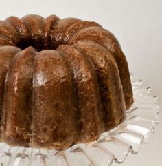 Not yet GF: Joanne Chang's Gingerbread cake with Coffee Glaze